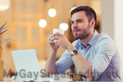 Gay Singlebörsen für Sugar Daddies