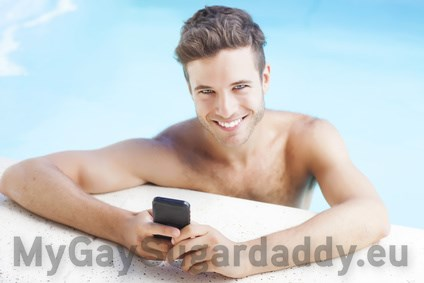Gay Urlaubsflirt