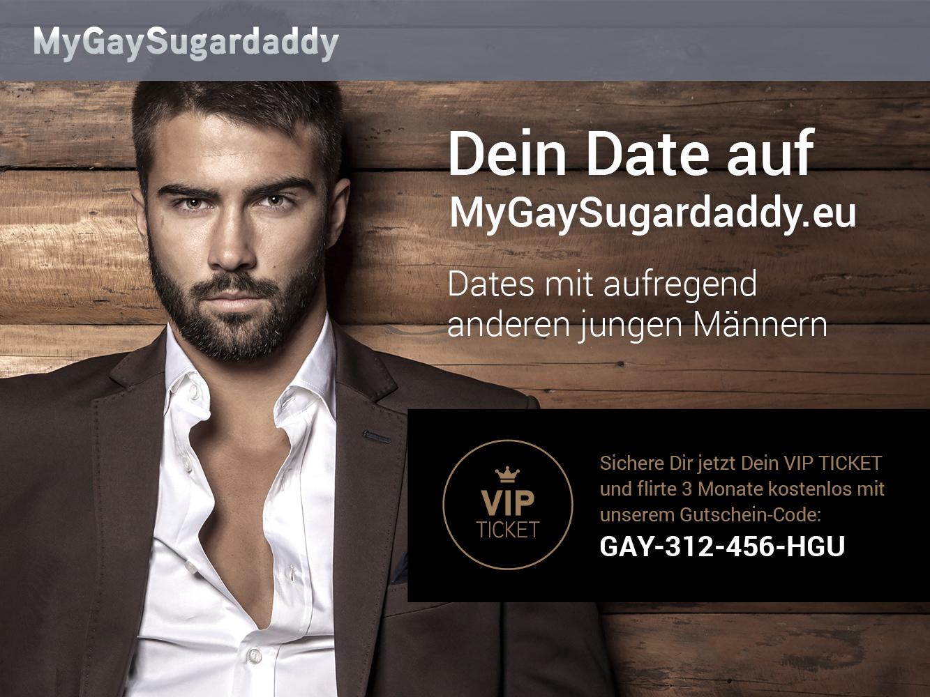 Erfahrene Gay Männer
